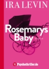 Rosemarys Baby - eBook