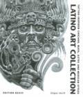Latino Art Collection : Tattoo-Inspired Chicano, Maya, Aztec & Mexican Styles - Book