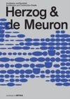 Herzog & de Meuron : Architektur und Baudetail / Architecture and Construction Details - Book