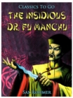 The Insidious Dr. Fu Manchu - eBook