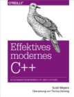 Effektives modernes C++ - eBook