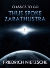 Thus Spoke Zarathustra - eBook