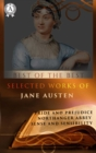 Selected Works of Jane Austen (Best of the Best) - eBook