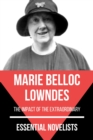 Essential Novelists - Marie Belloc Lowndes - eBook