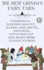 The Best Grimm's Fairy Tales - eBook