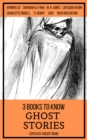 3 books to know Ghost Stories - eBook