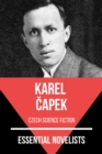 Essential Novelists - Karel Capek - eBook