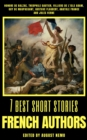 7 best short stories - French Authors - eBook