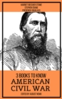 3 books to know American Civil War - eBook