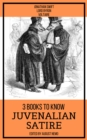 3 books to know Juvenalian Satire - eBook
