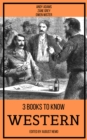 3 books to know Western - eBook