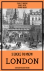 3 books to know London - eBook