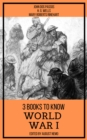 3 books to know World War I - eBook