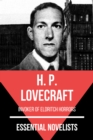 Essential Novelists - H. P. Lovecraft - eBook