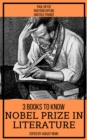 3 Books To Know Nobel Prize in Literature - eBook