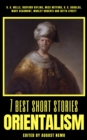 7 best short stories - Orientalism - eBook