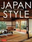 Japan Style : Architecture Interiors Design - Book