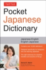 Tuttle Pocket Japanese Dictionary - Book