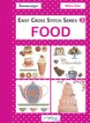 Easy Cross Stitch Series 3: Food - Book