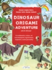 Dinosaur Origami : Dinosaur Origami Papers, Dinosaur Cards and Stickers - Book