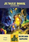 Jungle Book : Illustrated - eBook