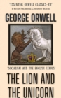 "The Lion and the Unicorn : ""Socialism and the English Genius"" - eBook"
