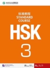 HSK Standard Course 3 - Textbook - Book
