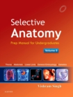 Selective Anatomy Vol 2 E-book : Preparatory manual for undergraduates - eBook