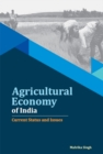 Agricultural Economy of India : Current Status & Issues - Book