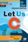 LET US C -15TH EDITION - Book