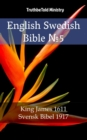 "English Swedish Bible â""–5 : King James 1611 - Svensk Bibel 1917 - eBook"