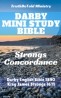 Darby Mini Study Bible : Strongs Concordance - eBook