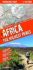 terraQuest Trekking Map Africa - Book