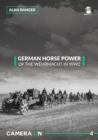 German Horse Power of the Wehrmacht in WW2 - Book