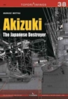Akizuki the Japanese Destroyer - Book