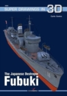 The Japanese Destroyer Fubuki - Book