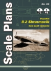 Scale Plans 64: Ilyushin Il-2 Shturmovik, Two-Seat Versions - Book