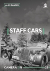 Staff Cars in Germany WW2 Vol. 2 - Book