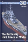 The Battleship HMS Prince of Wales - Book