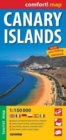comfort! map Canary Islands - Book