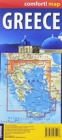 comfort! map Greece - Book