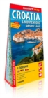comfort! map Croatia - Book