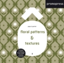 Floral Patterns and Textures - Book