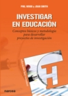 Investigar en educacion - eBook