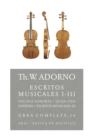 Escritos musicales I-III - eBook