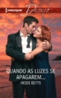 Quando as luzes se apagarem... - eBook
