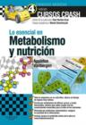 Lo esencial en Metabolismo y nutricion : Curso Crash - eBook