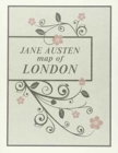 Jane Austen Map of London - Book