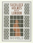 Sherlock Holmes Map of London - Book