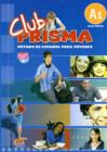 Club Prisma A1 : Student Book + CD - Book